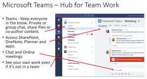Microsoft Teams Desktop