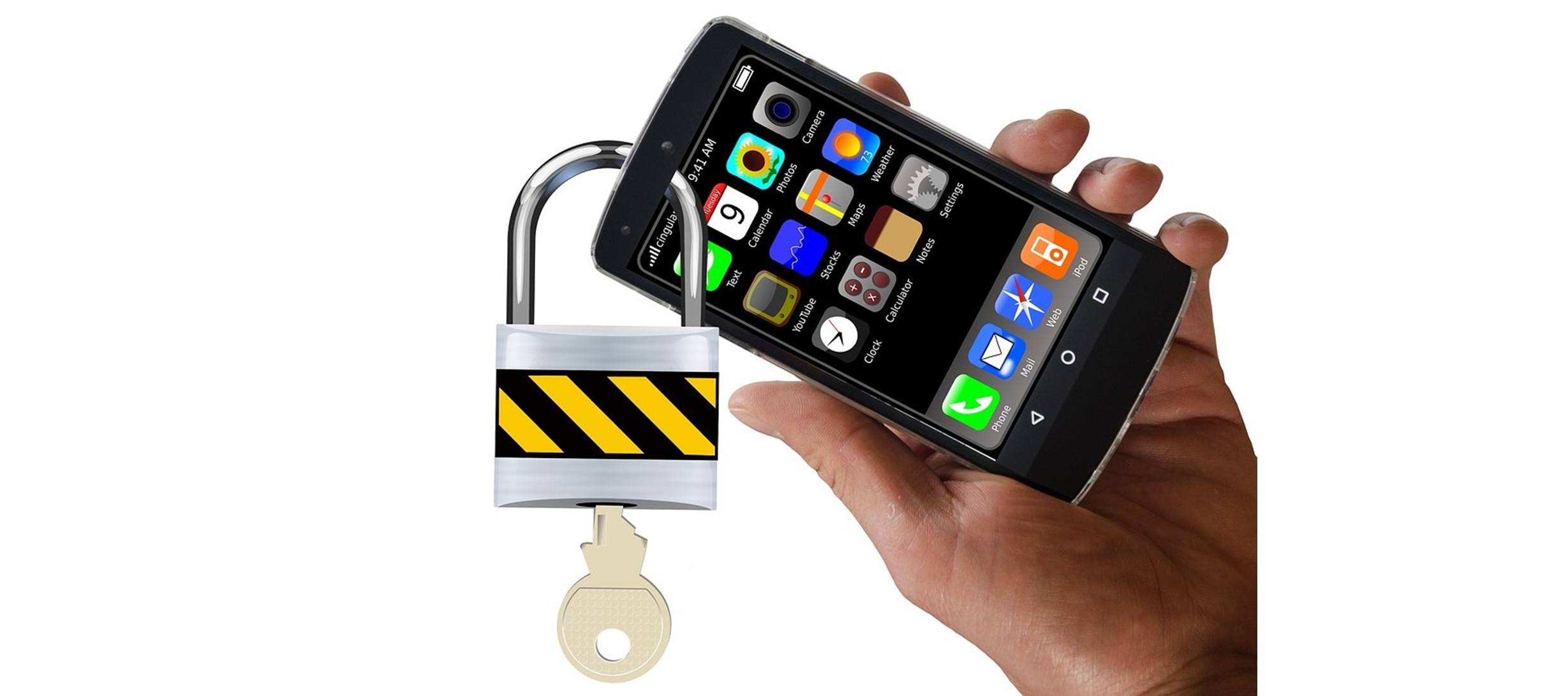 How secure is your mobile phone?